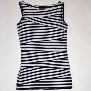 Vince Camuto XS Women's Sleeveless Blouse Tank Top